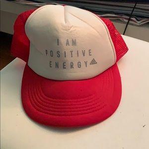 Unreleased I am Positive Energy Adidas hat